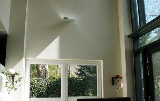 Wohnzimmer - Wandmalerei - Vorher © Katharina Hansen-Gluschitz