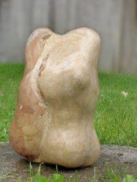Torso - Marmor © Katharina Hansen-Gluschitz