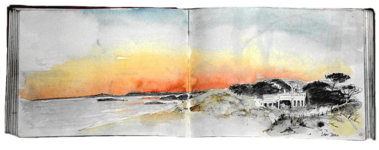 Menorca -Son Bou © Katharina Hansen-Gluschitz
