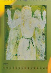 Erzengel Raphael - Engelkalender © Katharina Hansen-Gluschitz