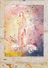Der Engel des Wissens - Engelkalender © Katharina Hansen-Gluschitz
