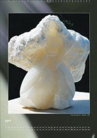 Der Engel des Aufbruchs - Engelkalender © Katharina Hansen-Gluschitz