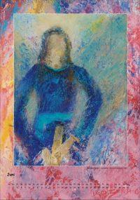 Erzengel Michael - Engelkalender © Katharina Hansen-Gluschitz