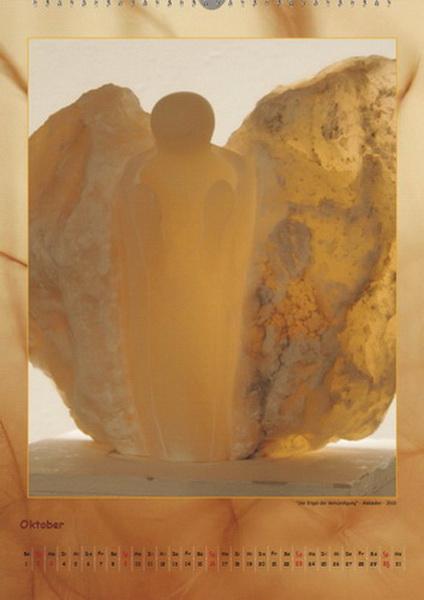 Der Engel der Verkündigung - Engelkalender © Katharina Hansen-Gluschitz