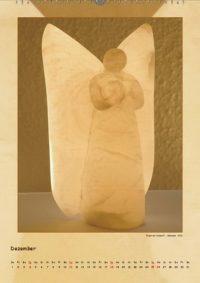 Engel der Stille III - Engelkalender © Katharina Hansen-Gluschitz
