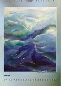 Der Engel des Wassers - Engelkalender © Katharina Hansen-Gluschitz