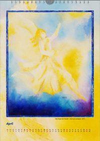 Der Engel der Freude - Engelkalender © Katharina Hansen-Gluschitz