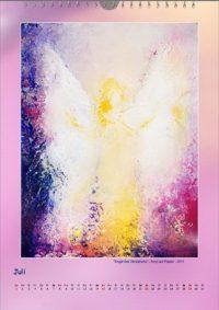 Der Engel des Verstehens - Engelkalender © Katharina Hansen-Gluschitz