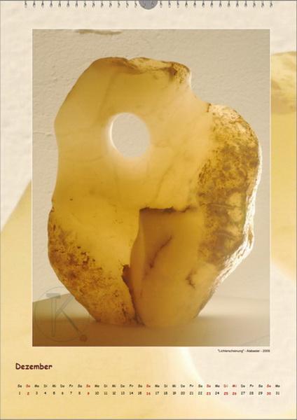 Lichterscheinung - Engelkalender © Katharina Hansen-Gluschitz