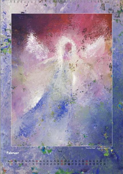 Paschas Engel - Engelkalender © Katharina Hansen-Gluschitz