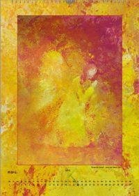 Der Engel der Demut - Engelkalender © Katharina Hansen-Gluschitz
