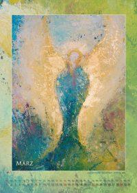 Engel der Erlösung - Engelkalender © Katharina Hansen-Gluschitz