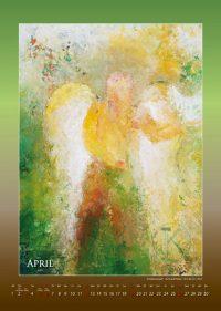 Friedensengel - Engelkalender © Katharina Hansen-Gluschitz