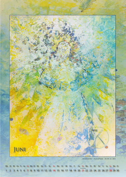 Sternenwächter - Engelkalender © Katharina Hansen-Gluschitz