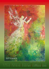 Schutzengel für dein Haus - Engelkalender © Katharina Hansen-Gluschitz