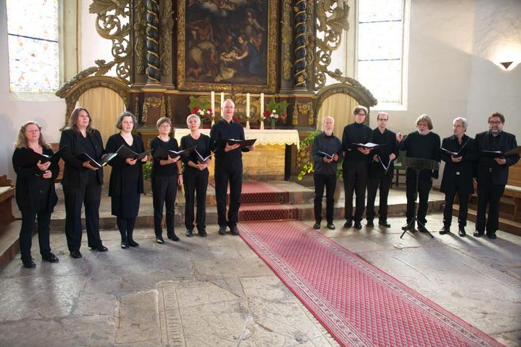 Schola Cantorum in Langensalza - Konzertreise © Katharina Hansen-Gluschitz