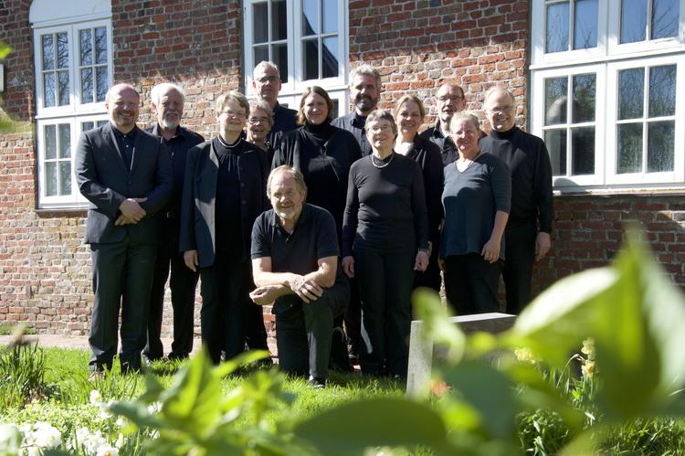 Cappella Vocale Norderstedt - Foto: Hallig Oland © Katharina Hansen-Gluschitz