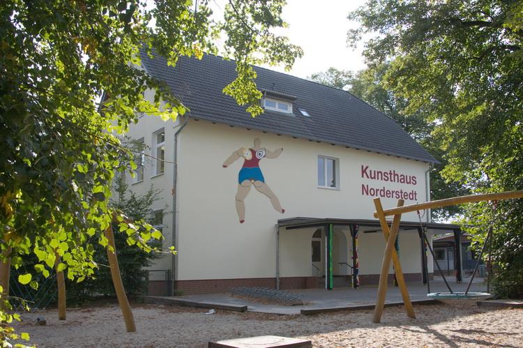 Kunsthaus Norderstedt © Katharina Hansen-Gluschitz