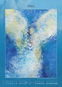 Engel der Elemente: Luft - Engelkalender © Katharina Hansen-Gluschitz