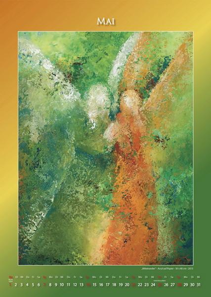 Miteinander - Engelkalender © Katharina Hansen-Gluschitz