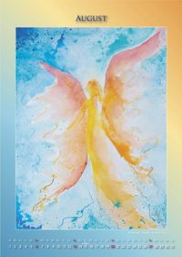 Wolkenengel - Übersicht Engelkalender © Katharina Hansen-Gluschitz