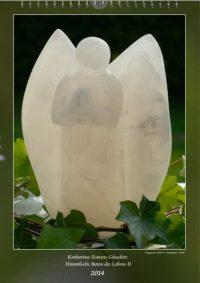 Engel der Stille II - Engelkalender © Katharina Hansen-Gluschitz