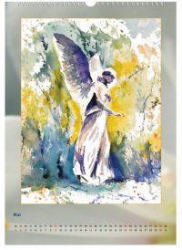 Der Friede sei mit dir - Engelkalender © Katharina Hansen-Gluschitz