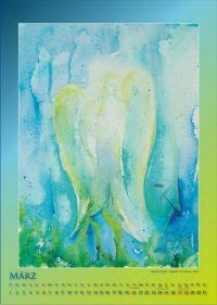 Neptuns Engel - Engelkalender © Katharina Hansen-Gluschitz