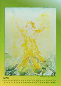 Engel des Sommers - Engelkalender © Katharina Hansen-Gluschitz