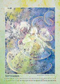 Dagis Engel - Engelkalender © Katharina Hansen-Gluschitz