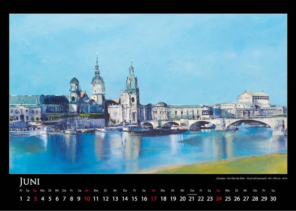 Dresden - Quer durch Deutschland © Katharina Hansen-Gluschitz