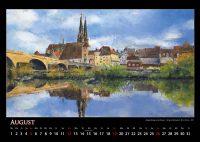 Regensburg - Quer durch Deutschland © Katharina Hansen-Gluschitz