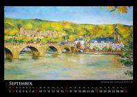 Heidelberg - Quer durch Deutschland © Katharina Hansen-Gluschitz