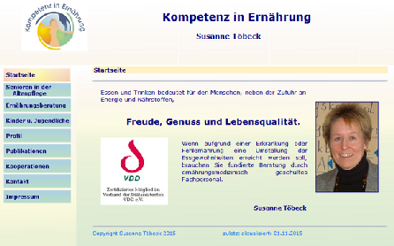 Logo + Webseite - www.Kompetenz-in-Ernaehrung.de © Katharina Hansen-Gluschitz