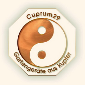 Logo Cuprum29 - Design Katharina Hansen-Gluschitz