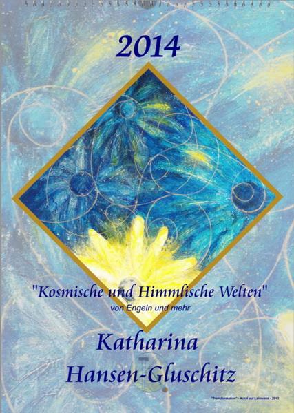 Kalender Himmlische und Kosmische Welten © Katharina Hansen-Gluschitz