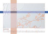 Einprägsam - Strukturen - Kalender 2020 © Katharina Hansen-Gluschitz
