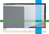 Stapelweise - Strukturen - Kalender 2020 © Katharina Hansen-Gluschitz