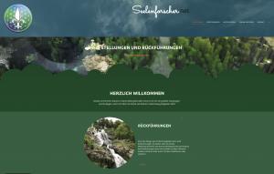 Webseite - www.Seelenforscher.net und aufstellungen-und-rueckfuehrungen.de - Design © Hans-Georg Rothermund und Katharina Hansen-Gluschitz