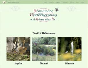 Logo Holistische Gartenpflege - NeumannsGartenPflege.de © Katharina Hansen-Gluschitz